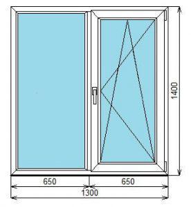 Стоимость окна в Кривом Роге