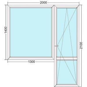 Купить балконный блок Кривой Рог